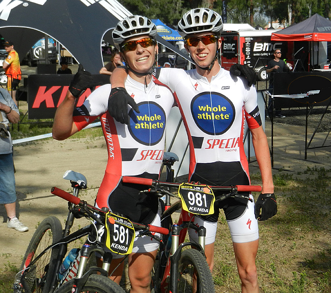 Lucas Newcomb & Shane Skelton