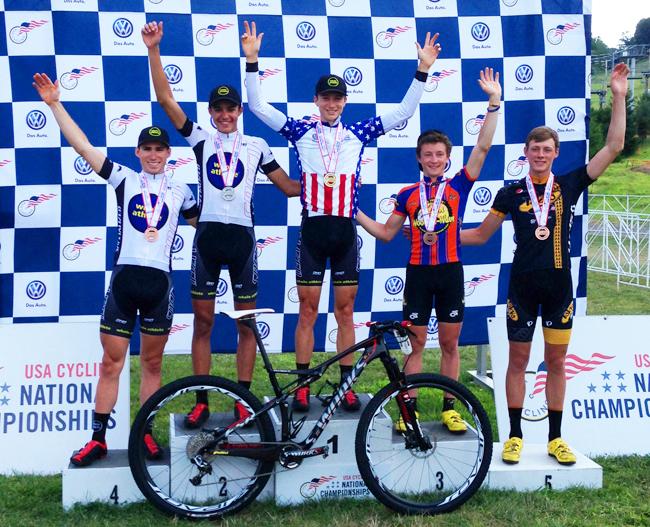 STXC podium