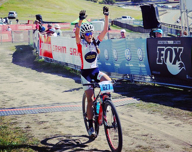 Kate Courtney, sea otter classic