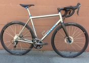 Eriksen Cycles Titanium Disc Road Bike