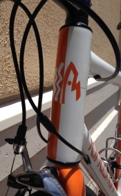 Land Shark Carbon Road Bike Enve Fork