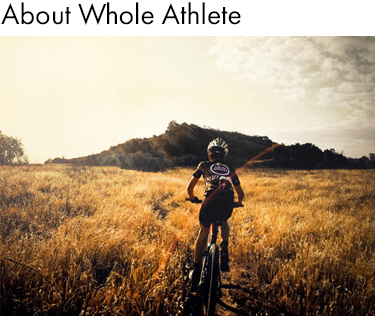 About Whole Athlete