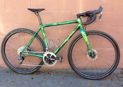 land shark carbon gravel custom bike whole athlete