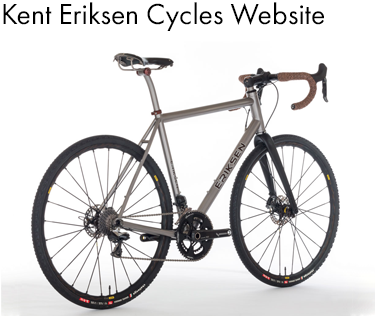 Whole Athlete Custom Eriksen Bicycles