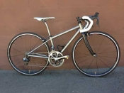 whole athlete custom eriksen titanium road bike Di2