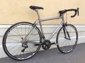 Eriksen Titanium Road bike