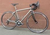 Eriksen Titanium Gravel bike