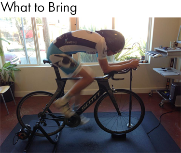 Whole Athlete What to Bring to Bike Fitting