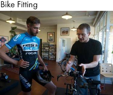 Whole Athlete Bike Fitting