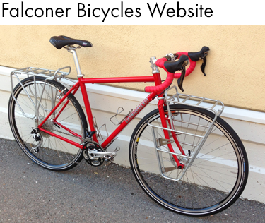 Whole Athlete Custom Falconer Bicycles