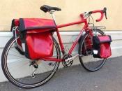 Falconer Touring bike whole athlete