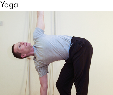 Whole Athlete Yoga