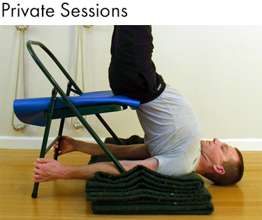 Whole Athlete Private Yoga Sessions