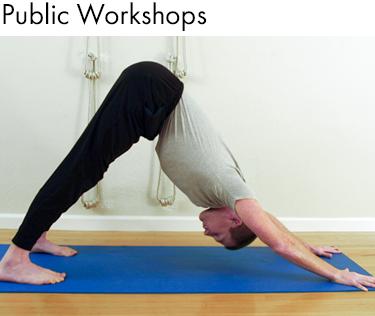 Whole Athlete Public Yoga Workshops