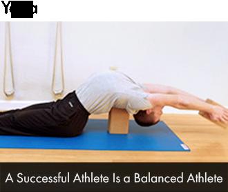 Whole Athlete Yoga